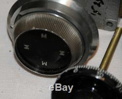 Lot Of Sargent Greenleaf Combination Safe Lock Parts Dial