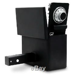 MESA MHK1 Security Safe in Black with Combination Lock