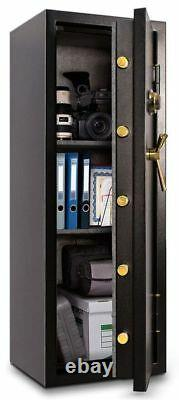 MESA SAFE COMPANY MBF5922C-P Burglar and Fire Safe, 7.6 cu ft