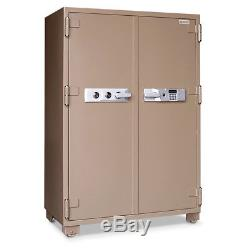 MFS170DDC Mesa Home Office 20.7 cu Commercial 2hr Fire Burglary Safe Combination