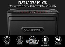 Manufacturer Refurbished VAULTEK MXi High Capacity Biometric Handgun Smart Safe