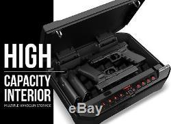 Manufacturer Refurbished VAULTEK PRO VTi Full-Size Biometric Handgun Smart Safe