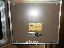 Meilink Hercules Combination Locking Closet Wall Safe Vault