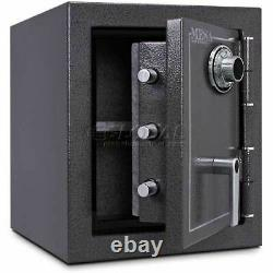 Mesa Safe Burglary & Fire Safe Cabinet 2 Hr Fire Rating, Combo Lock