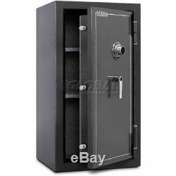 Mesa Safe Burglary & Fire Safe Cabinet 2 Hr Fire Rating, Combo Lock, 22W x 22D