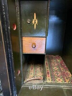 Morris-ireland safe co Boston mass. Vintage 1870s-1900 Combination Lock Safe