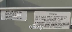 Mosler File Safe 2 Drawer Ammo Storage Security File Kaba Mas X-10 Lock