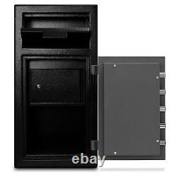NEW Imperial iDF-25C Depository Safe Cash Drop Safety Deposit Combination Lock
