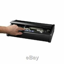 NEW SentrySafe QAP2E Digital Pistol Safe, Two Handgun Capacity 2 Gun Capacity
