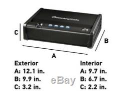 NEW SentrySafe Quick Access 1 Gun Biometric Lock Fingerprint Handgun Safe QAP1BE