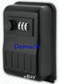 New KEY SAFE with 3 DIGIT COMBINATION LOCK Security Keys Jewellery Home Office