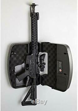New Opened Box Hornady Rapid Safe Wall Mount for Long Guns, 98185