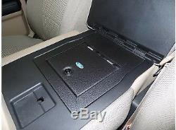 OEM 2015-18 Ford F-150 Security Combo Lock Center Console Gun Safe VFL3Z2806202C