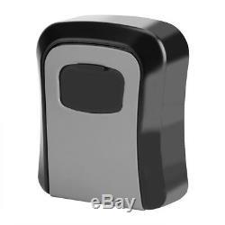 Pack of 12 Lockbox Wall Mount Safe Key Lock Box For Realtor Real Estate 4 Digit