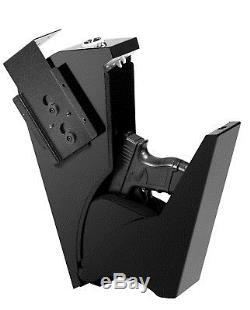 Pistol Safe Handgun Safe Quick Access Electronic Security