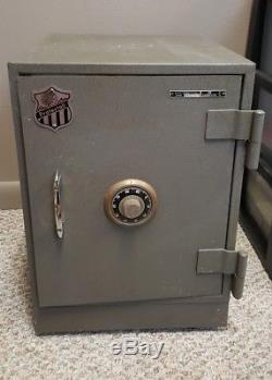 Protectall Safe Corp Combination Lock Vintage Safe