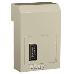 Protex Drop Box Safe Through-The-Door Electronic Lock WARRANTY WSS-159E