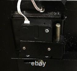 SCOUT 28 long gun rifle fire resistant safe electronic lock with backup key
