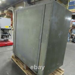 Safe Cabinet Laboratory SE Double Door Safe Combination Lock 69Wx 40Dx 68-1/2T
