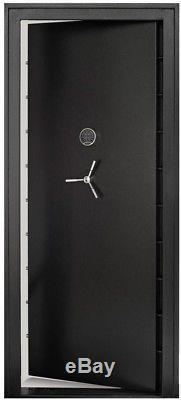 Safe Door Locking Bolt Closet Digital Lock Security Steel Theft Vault Room 36X80