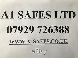 Safe fire proof, com locking, x3 draws 1010# Ideal tool cabinet