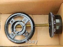 Sargent Greenleaf 6730 Combination Safe Lock- Complete- Large Knob