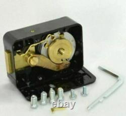Sargent & Greenleaf Combination Safe Lock, Dial With Keys Spy-proof S&G 6730-112