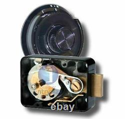 Sargent & Greenleaf Mechanical Combination Safe Dial & Lock Kit S&G 8550-100
