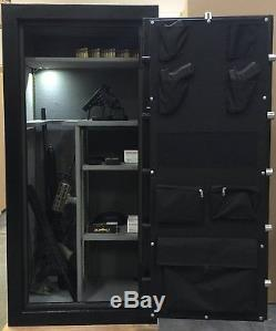 Scout 28 Long Gun Fireproof Safe with UL listed High Security Electronic Lock
