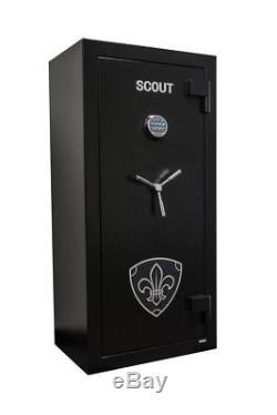 Scout 28 gun GHT592820 Fireproof gun safe UL listed high security digital lock