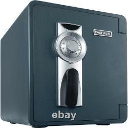 Security safe Fireproof Waterproof Combination home closet 0.94 Cu Ft cash gun