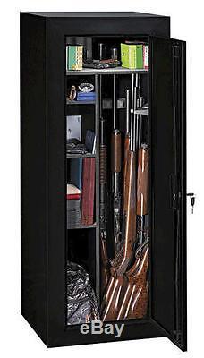 Sentinel Security 18 Gun Cabinet Safe Rifle Shotgun Firearms Storage Locker New  sc 1 st  Safe Combination Lock & Sentinel Security 18 Gun Cabinet Safe Rifle Shotgun Firearms Storage ...