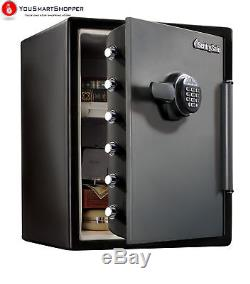 SentrySafe Fire and Water Safe XX Large Combination Lock 2 Cu Ft Security Gun