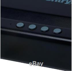 SentrySafe Gun Safe Biometric Digital Lock Quick Access For One Handgun Pistol