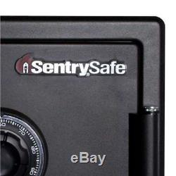 SentrySafe Large Combination Lock Water & Fireproof Security Safe (Open Box)