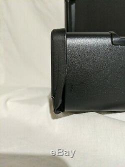 SentrySafe QAP1BE Gun Safe with Biometric Lock 1 Handgun Capacity Damaged