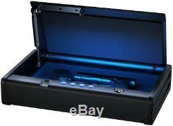 SentrySafe QAP2BEL Quick Access Biometric Pistol Safe