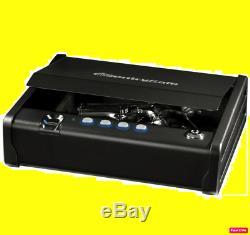 SentrySafe Quick Access 1 Gun Biometric Lock Sentry Fingerprint Handgun Safe NEW