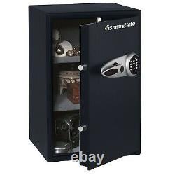 SentrySafe Security Safe Electronic Keypad Lock 2.3 Cubic Feet