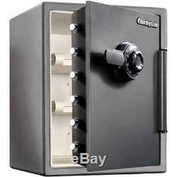 Sentry Safe 2.0 CFT XX Large Combo Lock Fire Protection Bolt Steel Tray Records