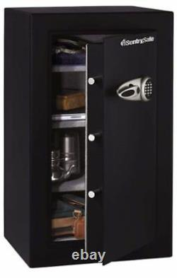 Sentry Safe Executive Security Safe 6.10 Ft Electronic Lock Bolts 37.7
