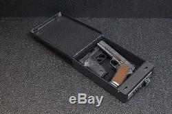 ShotLock 1911 Solo-Vault for Handguns Safe 14 Gauge Combination Lock S-19001.1
