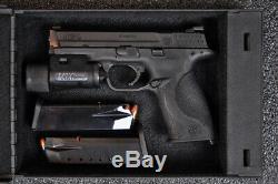 ShotLock Handgun 200M Solo-Vault Safe Mechanical Lock withKey Override S-HSV200M