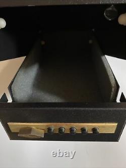Simplex Under Desk Pistol Safe Drop Down with Mechanical Lock 12 x 6.25