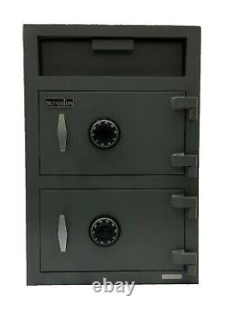 Southeastern F3020CC Money Drop Depository Safe Vault With Dial Combination Lock