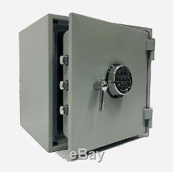 Southeastern FS1818E 2 Hour Fireproof Home Safe Box Vault Handgun Jewelry