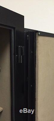 Southeastern Fire Long Gun safe G6022 1/4 Solid Steel Plate Door