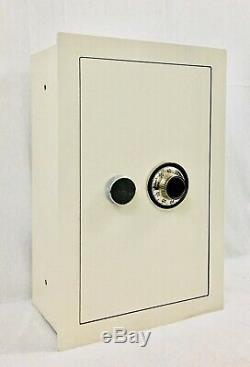 Southeastern WSF2114C extra deep wall safe fireproof mechanical dial combo lock