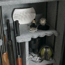 Sports Afield 18-Gun Fire-Resistant Gun Safe Electric Lock FREE SHIPPING