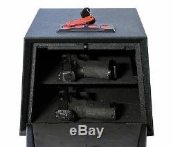 Sports Afield Side Access Double Handgun Portable Digital Safe